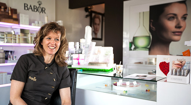 Interview met Annie Jansen van Babor Beauty Spa Dongen